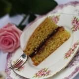 Tea, cake & roses